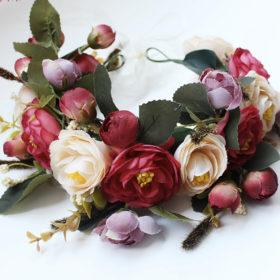 Blomsterkrans – boheme
