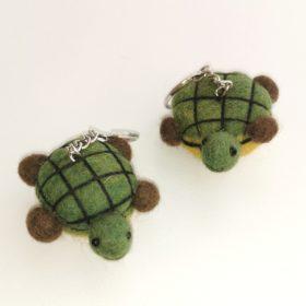 Filtet skildpadde-nøglering