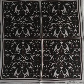 Silketørklæde – Svundne tider