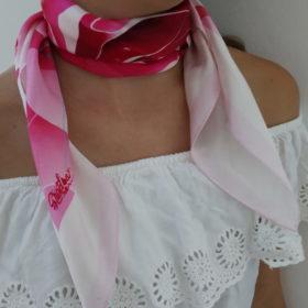 Silketørklæde – Splash