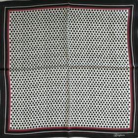 Silketørklæde – Polka