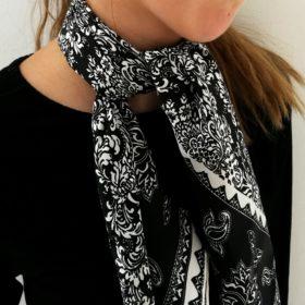 Silketørklæde – Vintage
