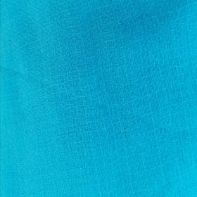 Turkis blå cashmere sjal