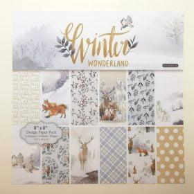Design papir – vinter